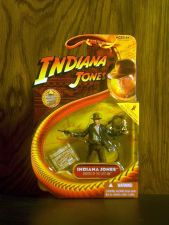 Buy Indiana Jones with idol by hasbro
