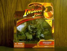 Buy German Soldier with mortorcycle by hasbro