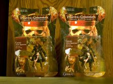 Buy Captain Jack Sparrow with sword, pistol and trihat by zizzle
