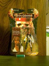 Buy Prison Escape Jack Sparrow with pistol, escape coffin and leg bone paddle