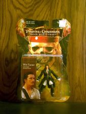 Buy Will Turner with double dueling swords by zizzle