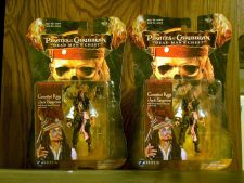 Buy Cannibal King Jack Sparrow with head hunter crown and pistol by zizzle