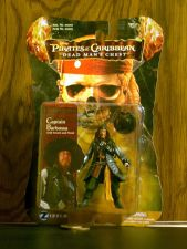 Buy Captain Barbossa with sword and pistol by zizzle