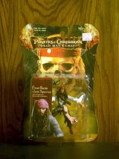 Buy Final Battle Jack Sparrow with sword and removable bandolier by zizzle