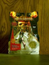 Buy Half Skeleton Jack Sparrow with tricorn hat and sword by zizzle
