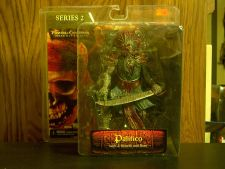 Buy Palifico with 2 swords and base by neca