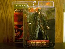 Buy Bootstrap Bill Turner with treasure chest, heart and base by neca
