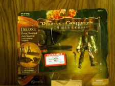 Buy Deluxe Ocean Drenched Jack Sparrow with Exploding Longshot