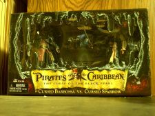 Buy Cursed Jack Sparrow vs. Cursed Barbossa
