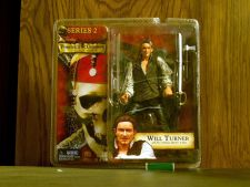 Buy Will Turner with two cutlasses, hatchet and base