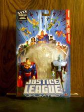 Buy Superman-Brainiac-Martian Manhunter (translucent)
