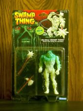 Buy Bio-glow Swamp Thing (with action arm, swing axe and mace)