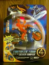 Buy Human Torch's Flame cycle