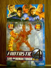 Buy Human Torch (flame-on)