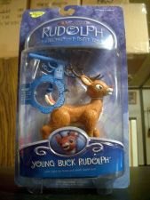 Buy Young Buck Rudolph with light-up nose and misfit squirt gun