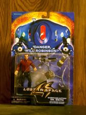 Buy Sabotage-action Dr. Smith with magnetic attack claw-strike spider