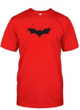 Buy UnOfficial BATMAN logo tee