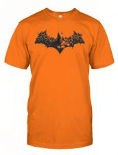 Buy UnOfficial Tees n Merch BATMAN with Villains logo