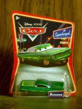Buy Ramone (green car)