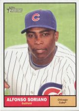 Buy 2010 Topps Heritage #88 Alfonso Soriano