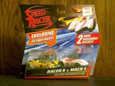 Buy Racer X vs. Mach 5 (exclusive Ice Caves Racer X street car)