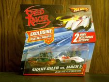 Buy Snake Oiler vs. Mach 5 (exclusive desert rally snake oiler street car)