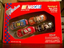 Buy Choclate Nascar Cars
