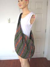 Buy HIPPIE HOBO SHOULDER BAG THAI WOVEN BACKPACK TRAVEL CROSSBODY TOTE WOMEN MEN