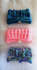 Buy Tissue Covers Pretty Pouches Purse Pack Knitting Pattern 3 designs PDF File