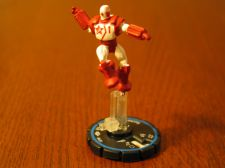 Buy Heroclix DC Unleashed Experienced Rocket Red