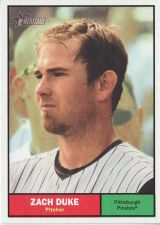 Buy 2010 Topps Heritage #100 Zach Duke