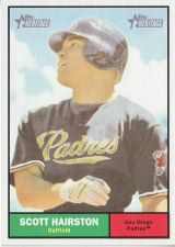 Buy 2010 Topps Heritage #106 Scott Hairston