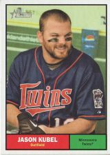 Buy 2010 Topps Heritage #108 Jason Kubel