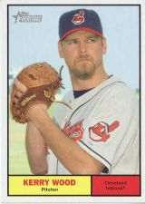 Buy 2010 Topps Heritage #115 Kerry Wood