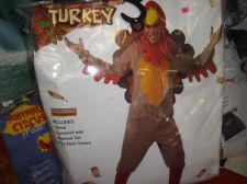 Buy Giant Turkey costume complete costume business store mascot party time holiday