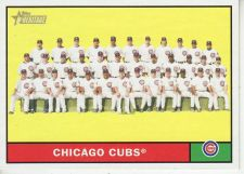 Buy 2010 Topps Heritage #122 Chicago Cubs