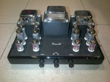 Buy Synthesis Ensemble Intigrated Tube Amplifier, DEMO UNIT BLACK LAQUER FINISH