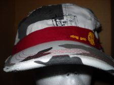 Buy Stay Gold Painters cap Camo white gray red band Dragon new USA seller