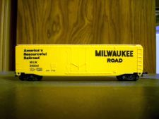 Buy Milwaukee Steel Plug-Door Box Car