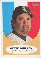 Buy 2010 Topps Heritage #132 Ozzie Guillen