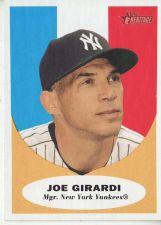 Buy 2010 Topps Heritage #133 Joe Girardi