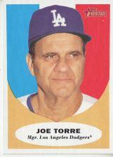 Buy 2010 Topps Heritage #136 Joe Torre