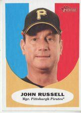 Buy 2010 Topps Heritage #138 John Russell