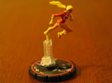 Buy Heroclix DC Unleashed Veteran Jesse Quick
