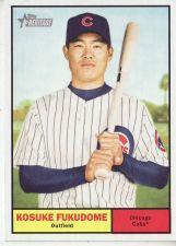 Buy 2010 Topps Heritage #141 Kosuke Fukudome