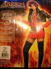 Buy Vampire Slayer Costume size 10-14 m/lg complete Womans Costume true blood