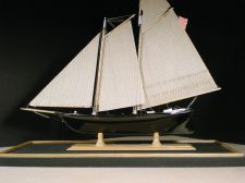 Buy scale model ship (america 1851)