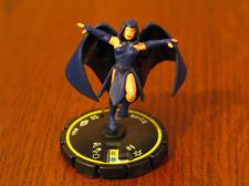 Buy Heroclix DC Unleashed Rookie Raven