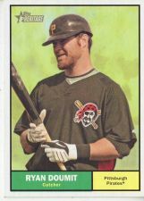 Buy 2010 Topps Heritage #149 Ryan Doumit