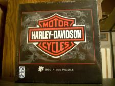 Buy Harley Davidson Motor Cycles Puzzle